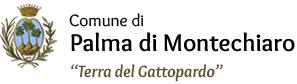 Comune di Palma di Montechiaro - Testata per la stampa