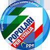 Simbolo della lista POPOLARI PER L'ITALIA