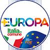 Simbolo della lista + EUROPA - ITALIA IN COMUNE - PARTITO DEMOCRATICO EUROPEO PDE ITALIA