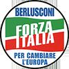 Simbolo della lista FORZA ITALIA