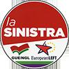 """Simbolo della lista """"SINISTRA"""": RIFONDAZIONE COMUNISTA - SINISTRA EUROPEA, SINISTRA ITALIANA"""