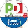 Simbolo della lista Partitodemocratico