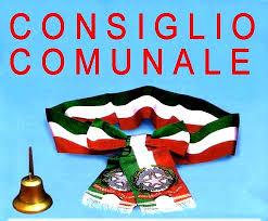 Convocazione Consiglio Comunale  del 01.08.2016, ore 18,00