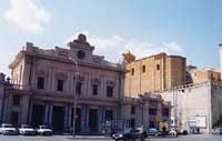 Foto della Stazione di Agrigento