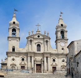 Foto della Chiesa Madre di Palma di Montechiaro
