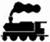 Logo raffigurante una locomotiva