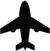 Logo raffigurante un aereo