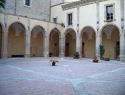 Atrio Palazzo degli Scolopi
