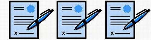icona carta e penna