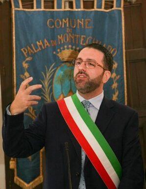 Il Sindaco Stefano Castellino